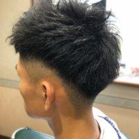 高校生 男子 髪型
